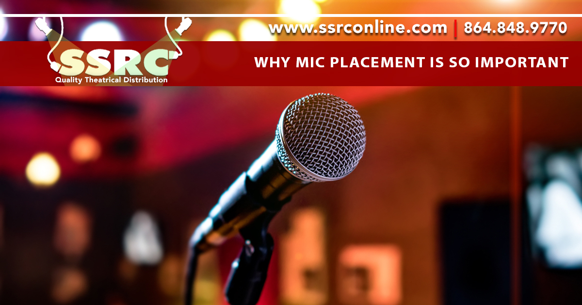 Why Mic Placement is so Important in any Theater Design