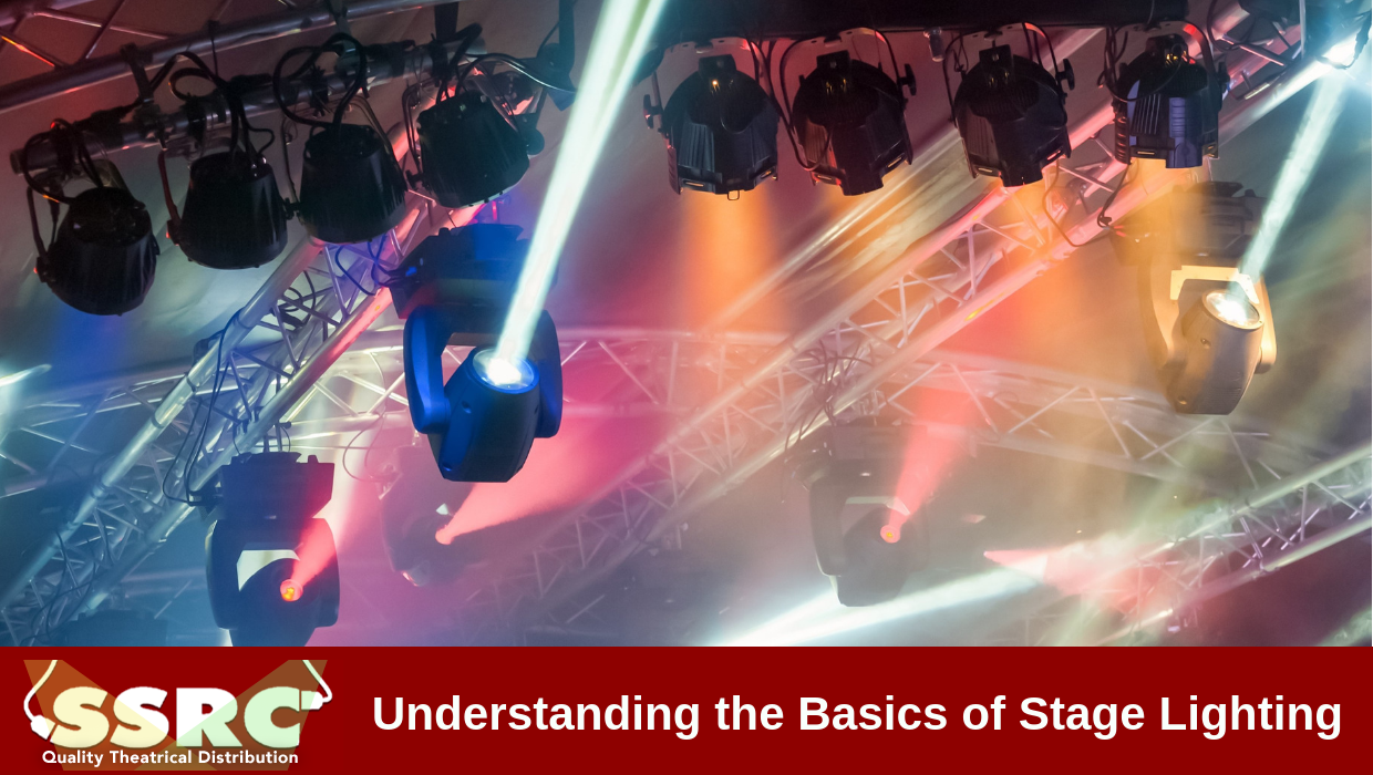 Understanding the Basics of Stage Lighting