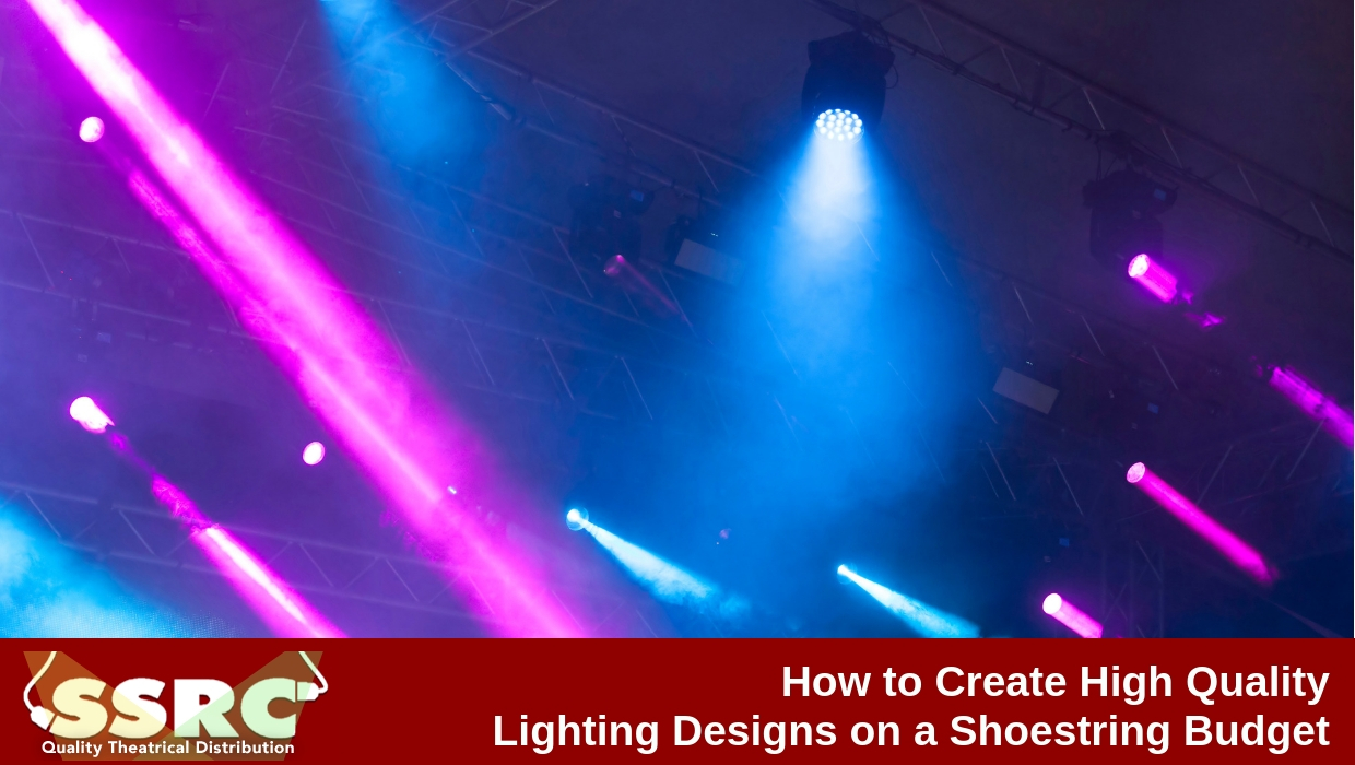 How to Create High Quality Lightning Designs on a Shoestring Budget