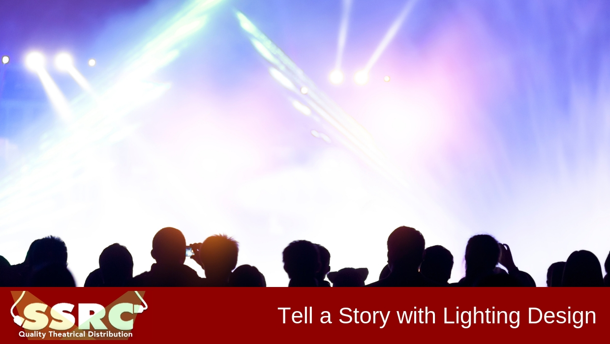 Tell a Story with Lighting Design