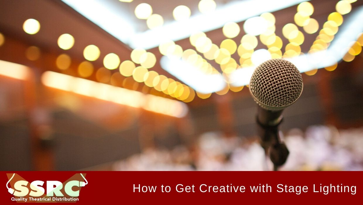 How to get Creative with Stage Lighting
