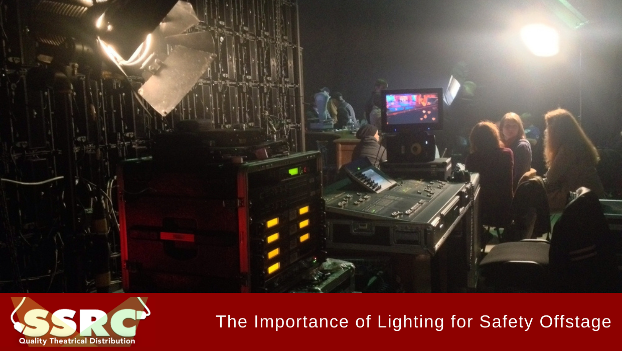 Lighting for Safety Offstage